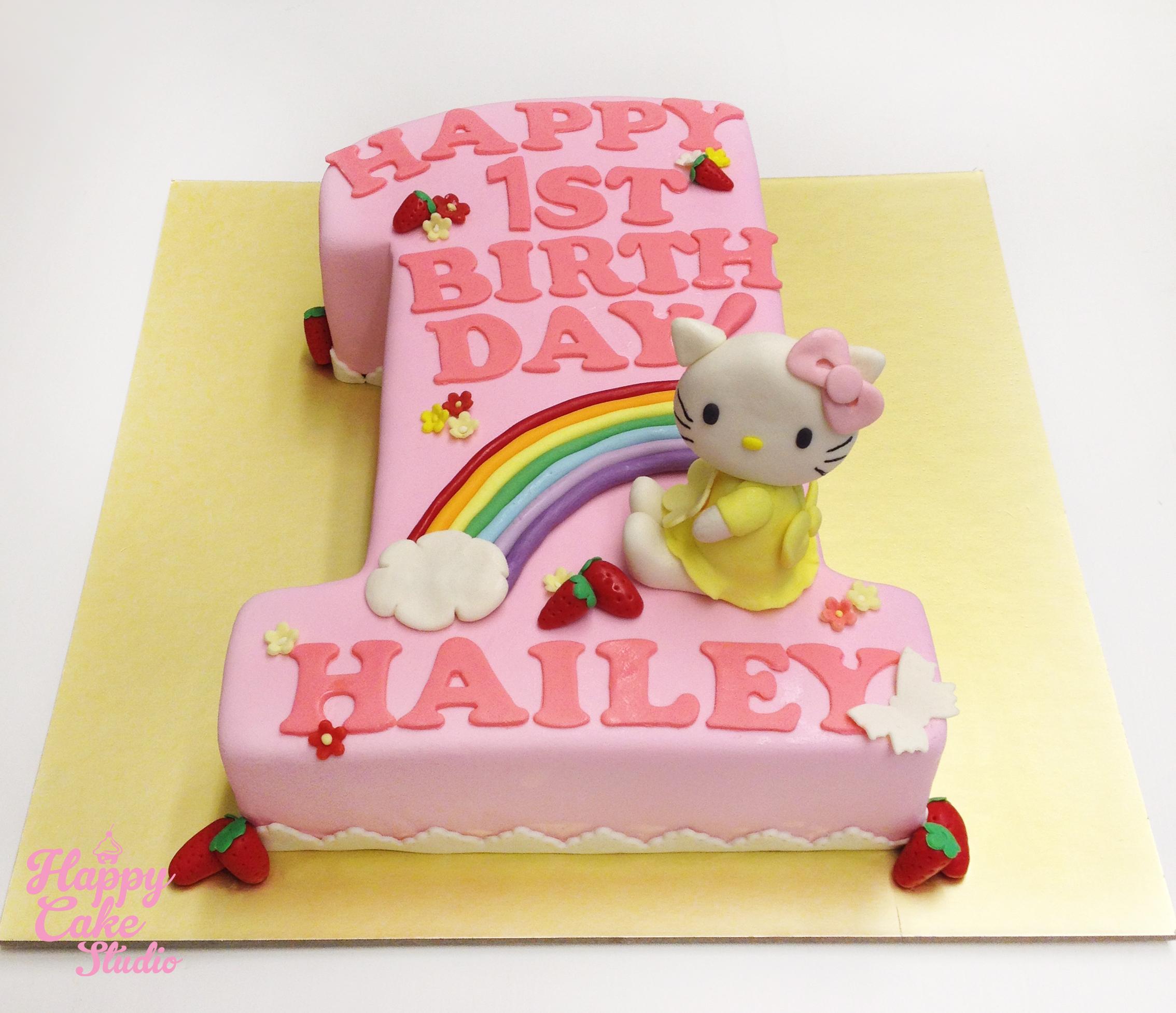 No1 Cakes Happy Cake Studio