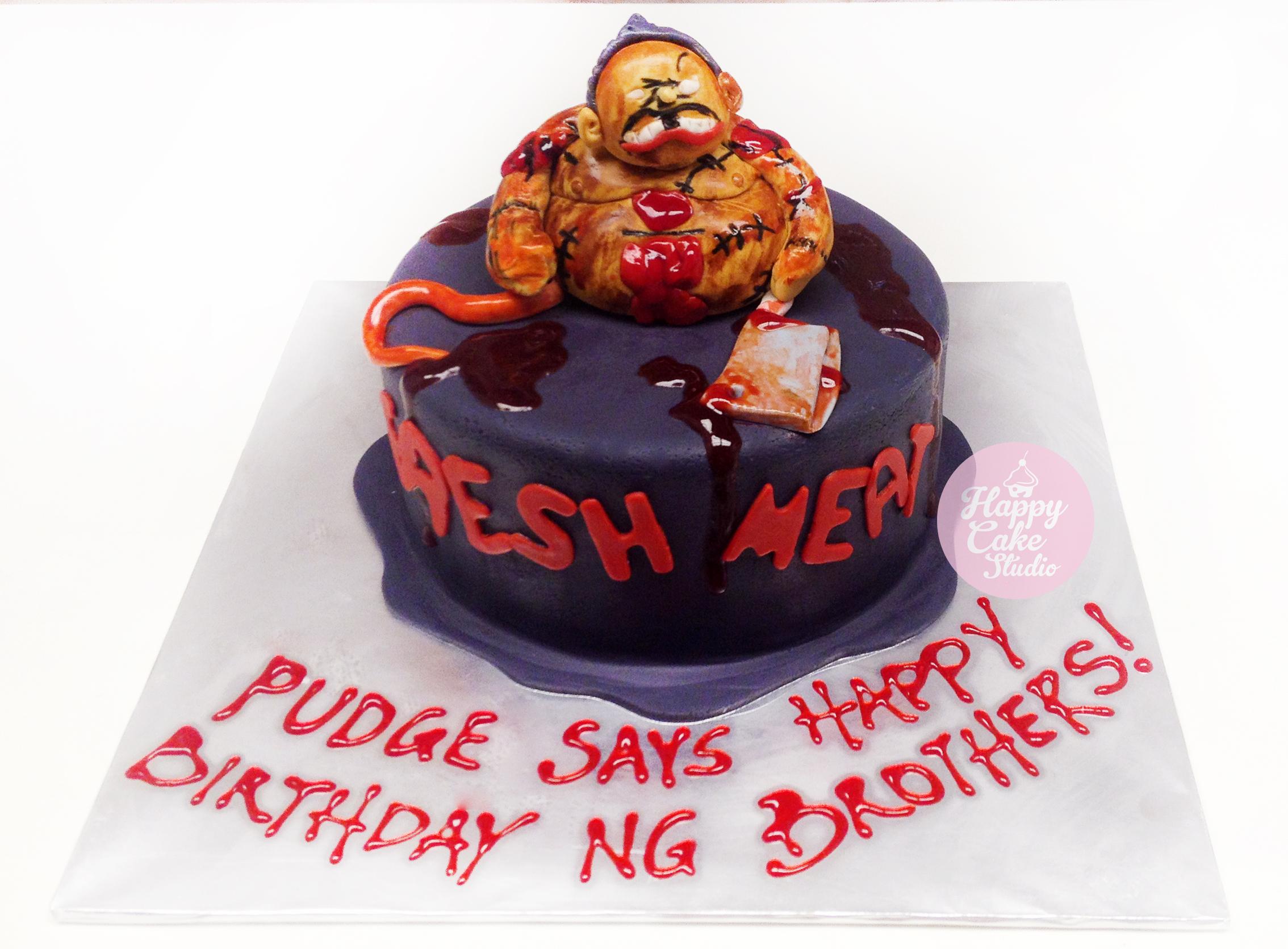 Exotic Birthday Cakes For Men